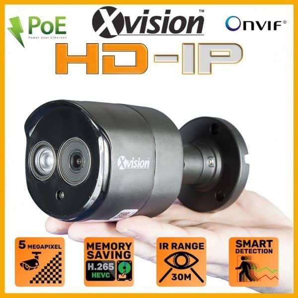 Bezpecnostná kamera Xvision X2C5000B-G