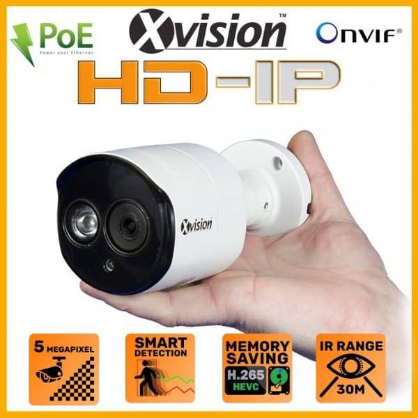 Xvision X2C5000B-W