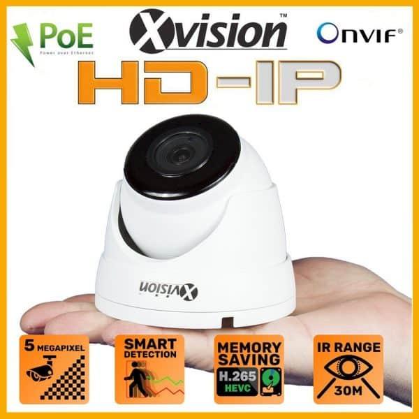 X2C5000V-W IP kamera Xvision