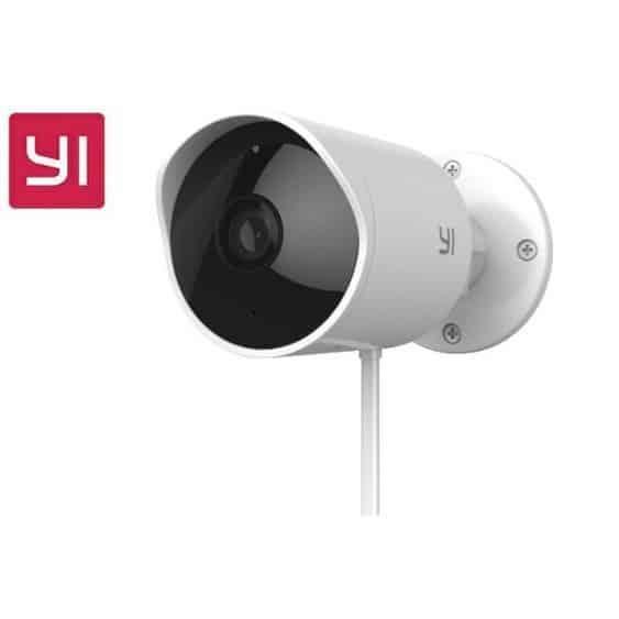 Xiaomi yi outdoor kamera