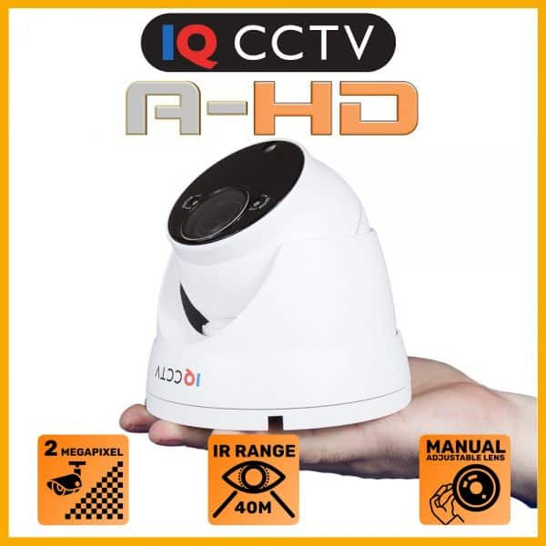 hybridná kamera IQCCTV