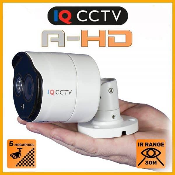 AHD bezpecnostná kamera