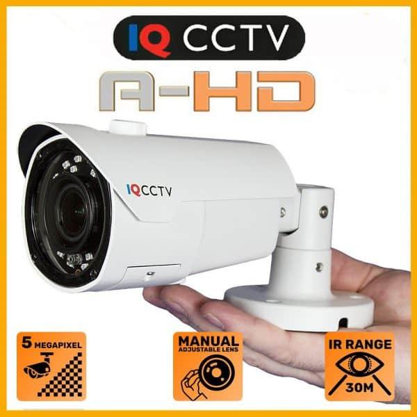 hybridná kamera IQC5000BV-W
