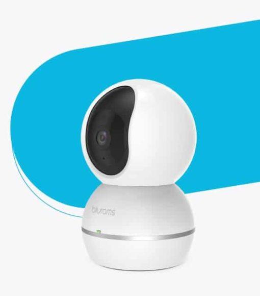 Blurams snowman kamera