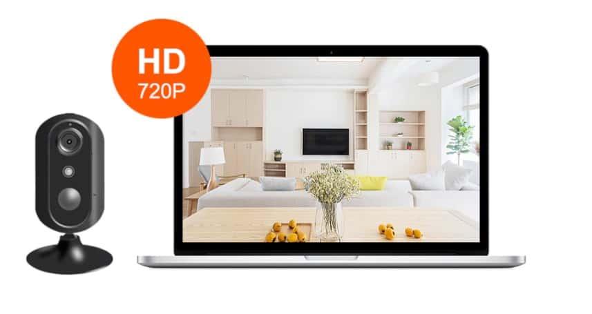 HD 4G kamera