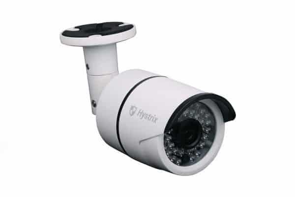 Hystrix BULLET bezpečnostná kamera biela