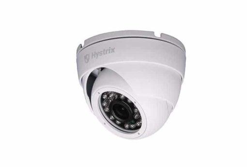Hystrix DOME bezpečnostná kamera biela