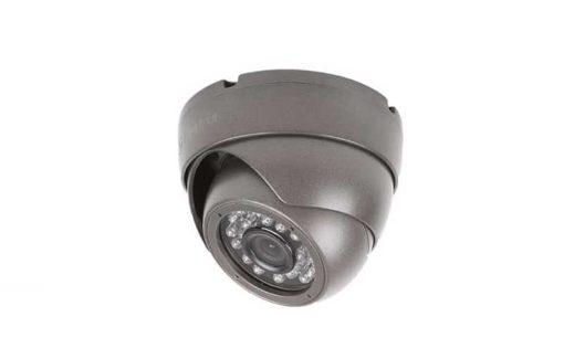 Hystrix DOME bezpečnostná kamera tmavo šedá