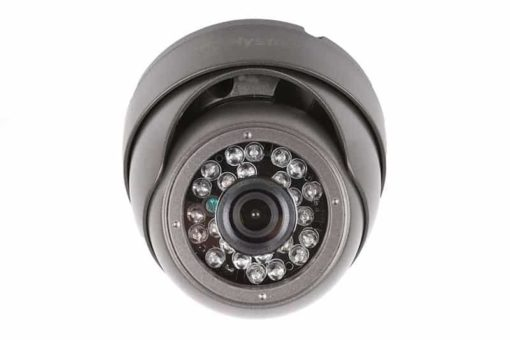 Hystrix bezpečnostná kamera šedá dome