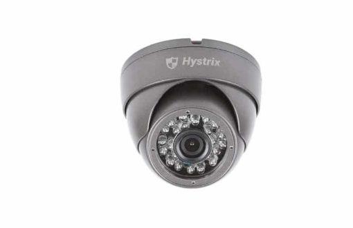 Hystrix bezpečnostná kamera DOME šedá
