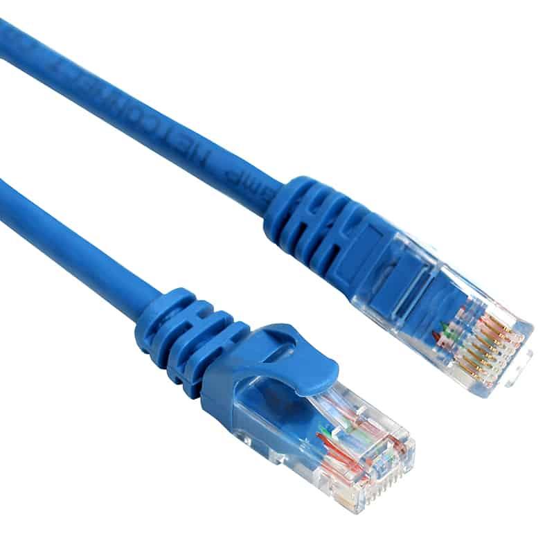 UTP kábel koncovky