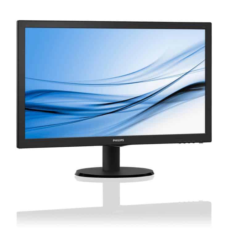 LCD monitor pre kamery