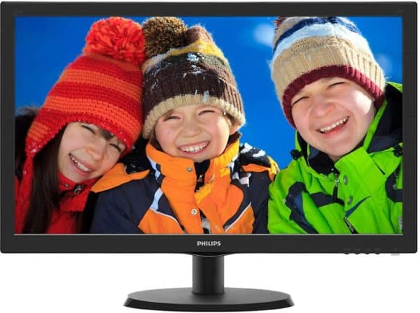 """Philips MT LED21,5"""" LCD monitor"""