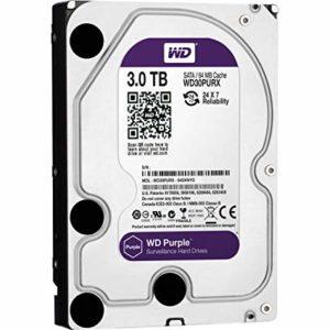 western digital purple 3TB pevný disk