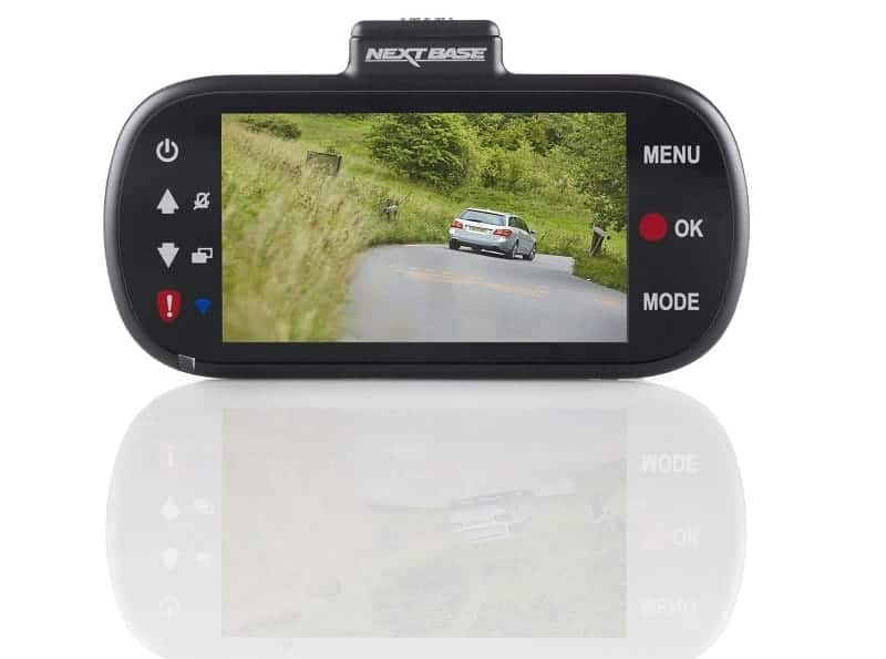 Kamera do auta s GPS a WiFi