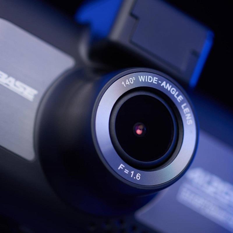 Kamera do auta so širokým uhlom záberu