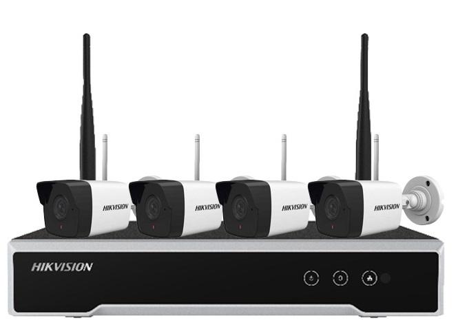 Hikvision WiFi kamerový set