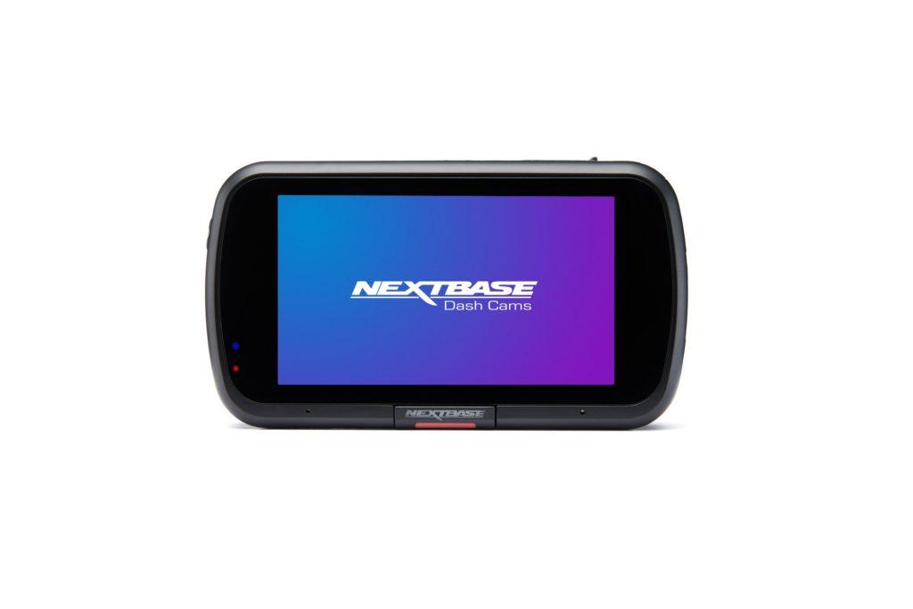 Značková kamera do auta Nextbase 522GW