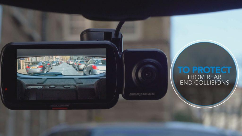 Nextbase Rear View Camera modul pre monitorovanie zadnej časti vozidla cez zadné okno
