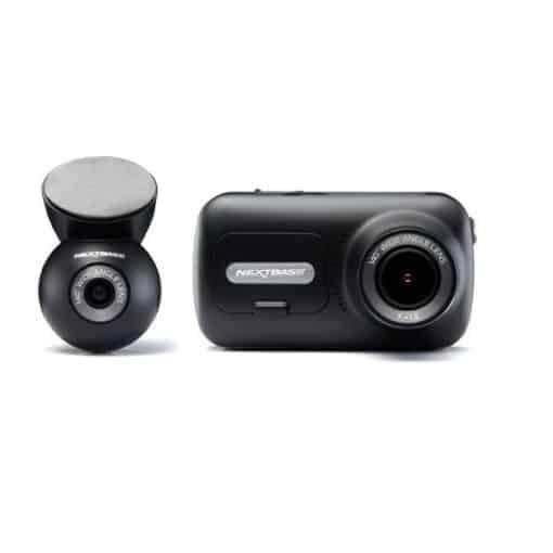 Zvýhodnený pack autokamery Nextbase 312GW a zadnej kamery do auta