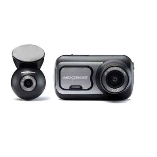 Zvýhodnené balenia autokamery Nextbase 422GW a zadnej autokamery