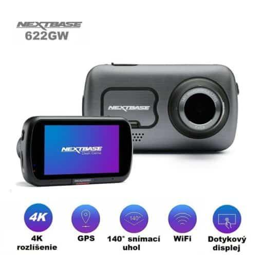 Autokamera Nextbase 622GW